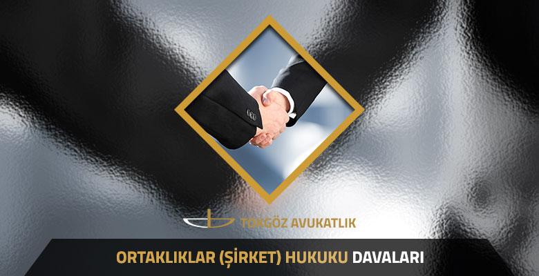 ortakliklar-sirket-hukuku-davalari